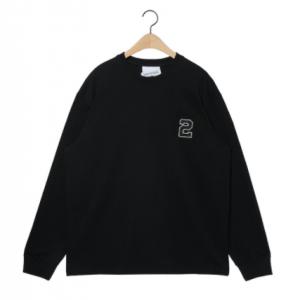 [R] NOHANT 2020 Long Sleeve T Shirt Black 1ea