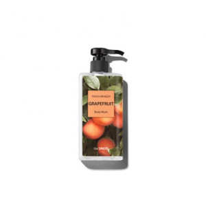 THE SAEM Touch On Body Grapefruit Body Wash 300ml
