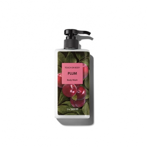 [THE SAEM] Touch On Body Plum Body Wash 300ml (5TYPES)