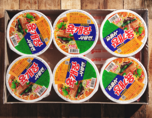 [F] NongShim Yukgaejang Noodle 86g*6ea