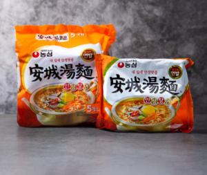 [F] NongShim Anseongtangmyun Noodle 125g*5ea