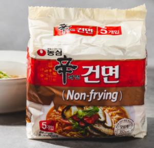 [F] NongShim Shin Noodle (Non-frying) 5ea