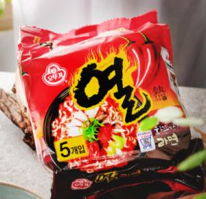 [F] Ottuki Yeol Noodle 5ea