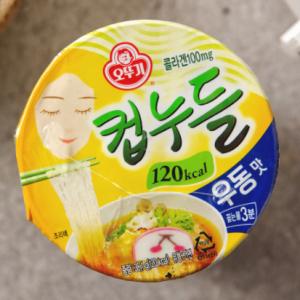 [F] Ottuki Cup Noodle Udong Flavor 38.1g