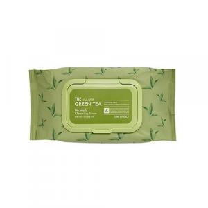 TONYMOLY The Chok Chok Green Tea No-wash Cleansing Tissue 100sheets