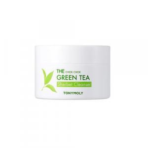 TONYMOLY The Chok Chok Green Tea Sherbet Cleanser 85g