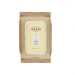 THE FACE SHOP Mango Seed Advanced Ceramide Soft Cleansing Wipes 50 Sheets