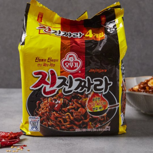 [F] Ottuki Jinjinjjara Noodle 135g*4ea