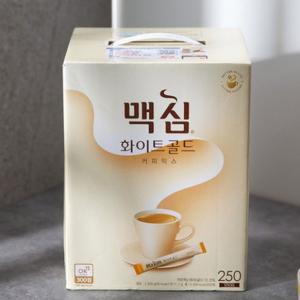 [F] MAXIM White Gold Coffee Mix 11.7g*250ea