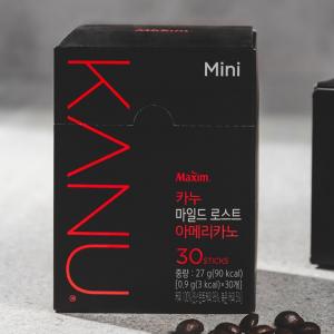 [F] MAXIM Kanu Mild Mini 0.9g*30ea