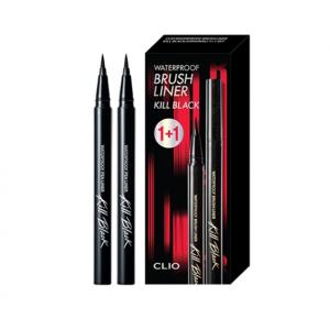 [R] CLIO Waterproof Brush Liner 1+1 1set