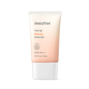 INNISFREE Tone Up Watering Sunscreen SPF50+ PA++++ 50ml