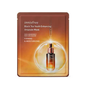 INNISFREE Black Tea Youth Enhancing Ampoule Mask 28ml