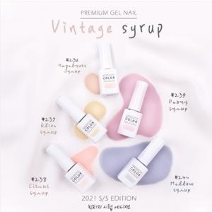 [R] THE GEL Vintage Syrup Edition Syrup Gel 1set