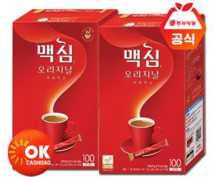 [R] MAXIM Original Coffee Mix 100T+100T