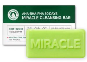 SOME BY MI AHA BHA PHA 30Days Miracle Cleansing Bar 1ea