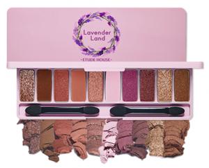 ETUDE HOUSE Play Color Eyes [Lavender Land] 0.9g*10ea