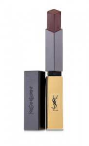 [MI] YVES SAINT LAURENT Rouge Pur Couture The Slim Leather Matte Lipstick 2.2g #18 Reverse Red