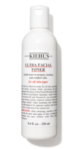 [MI] Kiehl's Ultra Facial Toner 250 ml