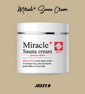 [R] Beauty & View Miracle Sauna Cream Premium edition 500ml