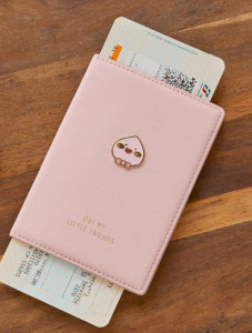 [R] KAKAO FRIENDS Card Wallet Necklace-Little Apeach Request Type : [Add]