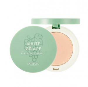 [SKINFOOD] White Grape Fresh Up Light Pact 12g