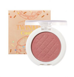 [SKINFOOD] Twinkle Cookie Highlighter 4g ( 3 Color Types)