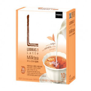[R] LOOKAS9 Latte Milk Tea 30ea