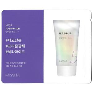 [S] MISSHA Flash Up Sun SPF50+ PA++++ 1ml*10ea