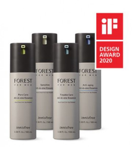 INNISFREE Forest For Men Fresh All In One Essence 100ml