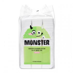 ETUDE HOUSE Monster Cleansing Cotton 408pcs