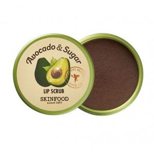 [SKINFOOD] Avocado & Sugar Lip Scrub 14g