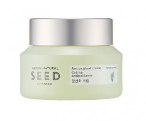 THE FACE SHOP Green Natural Seed Anti oxidant Cream 50ml