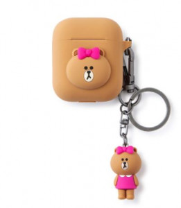 [R] CHOCO AIRPOT Case with Keyring