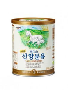 [ILDONGFOODI] Premium  Goat Milk powder (400g*1ea)