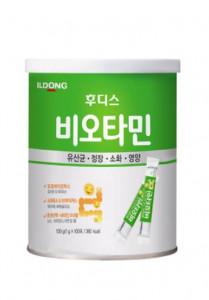 [ILDONGFOODI]   Foodis Biotamin (1g*100ea/1Can)