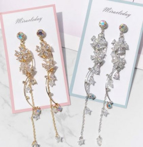 [R] MIRACLE DAY Drop Earring