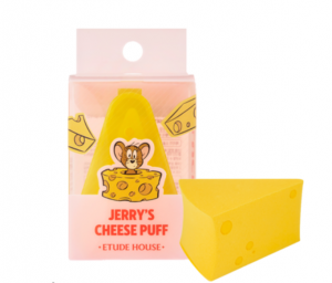 ETUDE HOUSE Lucky Together Jerry Cheese Puff  [Tom&Jerry Edition]
