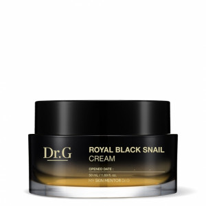 [SALE] Dr.G Royal Black Snail Cream 50ml