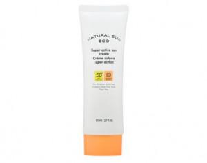 [THE FACE SHOP] Natural Sun Eco Super Axtive Sun Cream SPF50+/PA++++