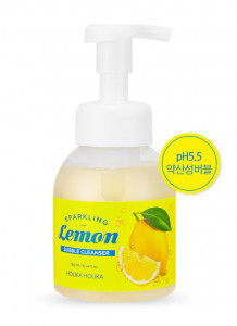 HOLIKAHOLIKA Sparkling Lemon Bubble Cleanser 300ml