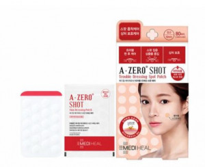 [R] MEDIHEAL A Zero Shot Cover Patch # Skin Dressing Patch 80ea