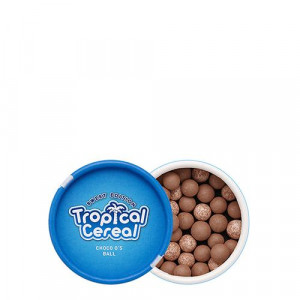 TONYMOLY Tropical Cereal Choch O's Ball 14g (Shading)