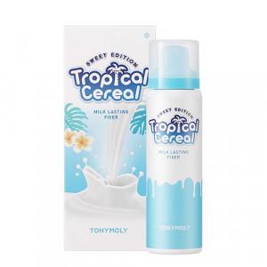 TONY MOLY Tropical Cereal Milk Lasting Fixer 120ml