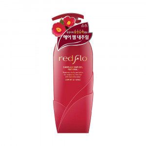 COSMOCOS Redflo Camellia Hair Gel Natural 500ml