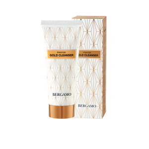 [SALE]  BERGAMO Prestige Gold Cleanser 120ml