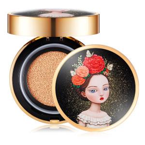 BEAUTY PEOPLE Absolute Lofty Girl Tension Cushion Foundation [Chic] 18g