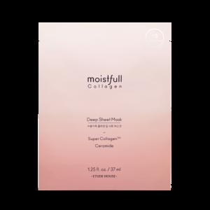 ETUDE HOUSE Moisture Full Collagen Deep Sheet Mask 37ml