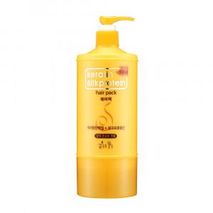 COSMOCOS Keratin Silk Protein Hair Pack 500ml