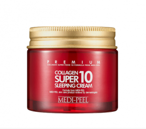 [SALE] MEDIPEEL Collagen Super 10 Sleeping Cream 70ml